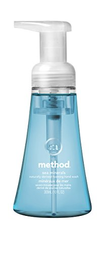 (Method Foaming Hand Soap, Sea Minerals, 10 Ounce )
