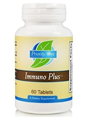 Priority One Vitamins Immuno Plus 120 tabs by Priority One Vitamins