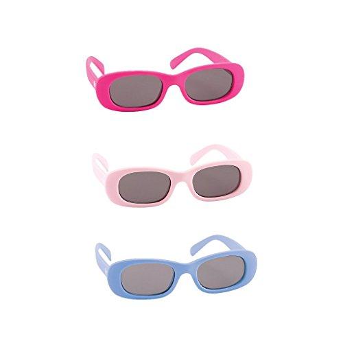 Elegant Baby Baby Girls' Mini Sunglasses - Colors May Vary - One - Shades Ny Sunglasses