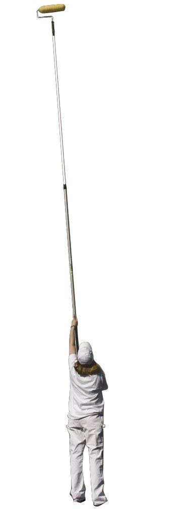 Wooster Brush SR096 Sherlock GT Convertible Extension Pole, 8-16 feet (Renewed) by Wooster Brush