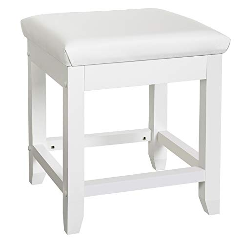 Top 10 vanity stools for bathroom white for 2020