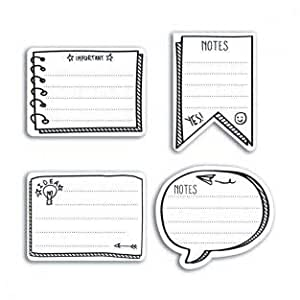 80 Sticky Notes for Agenda