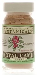 Whole World Botanicals – Royal Camu Powder 27 gm – Botanicals Herbs Review