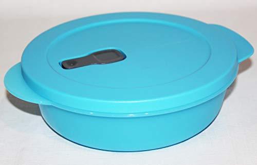 Tupperware Crystalwave 4.25 Cup in Salt Water Taffy Blue