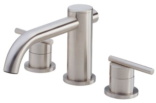 Danze D305658BNT Parma Roman Tub Faucet Trim Kit, Valve Not Included, Brushed Nickel
