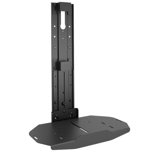 Chief Mfg.Shelf Hardware Mount Black (FCA801)