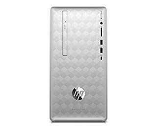 HP Pavilion Desktop Computer, Intel Core i7-8700, 12GB RAM, 1TB Hard Drive, Windows 10 (590-p0070, Silver) (B07C3DWS63) | Amazon price tracker / tracking, Amazon price history charts, Amazon price watches, Amazon price drop alerts