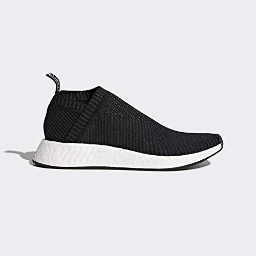 Pictures of adidas NMD_CS2 Primeknit Shoes EFW05 Core Black / Carbon / Red 2