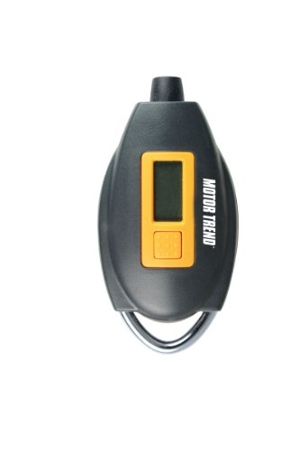 Motor Trend (TGM-0012) Digital Tire Pressure Gauge - Reads from 0.5-99.5 PSI