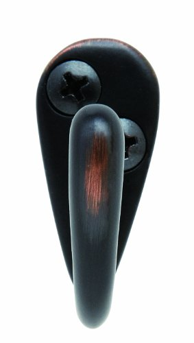 Amerock H55440ORB Single Prong Hook - Oil-Rubbed Bronze