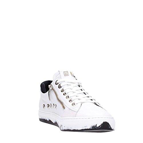 Cesare Paciotti RRLU3TSZ Sneakers Uomo White Con Paypal Venta Caliente En Venta Compras En Línea De Envío Gratis enA2l