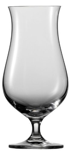 - Schott  Zwiesel Tritan Crystal Hurricane Whisky, Cocktail Glass, 17.9-Ounce, Set of 6