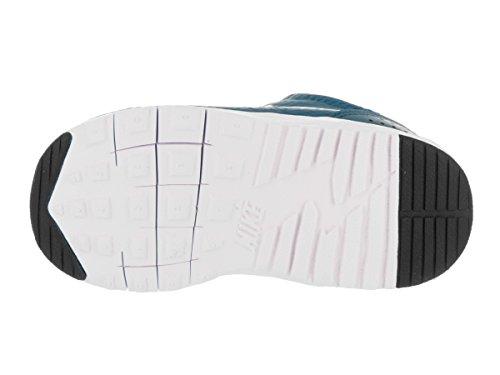 NIKE Toddlers Air Max Tavas (TDE) Industrial Blue/White Running Shoe 8 Infants US