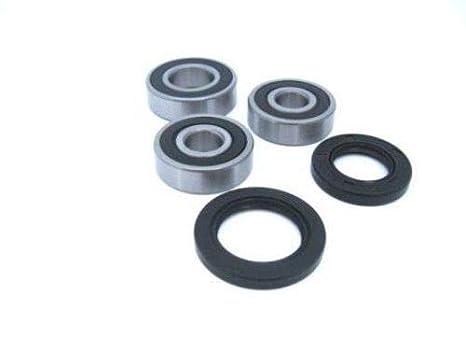 Amazon.com: Rear Wheel Bearings Seals Kit Kawasaki Ninja ZX ...