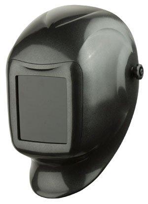 Sellstrom 24731-60 Titan Nylon Welding Helmet with Phantom Lite XL Shade 9-12 Auto-Darkening Filter, Carbon (Lite Carbon Filter)