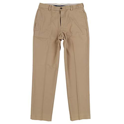 Brooks Brothers Mens Regular Chino Pants (Tan, 36x30)