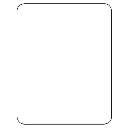Laser And Inkjet Bookplates - Blank - 150 pk