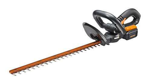 WORX WG280 40-volt Lithium Cordless Hedge Trimmer, Battery and Charger Included by Worx