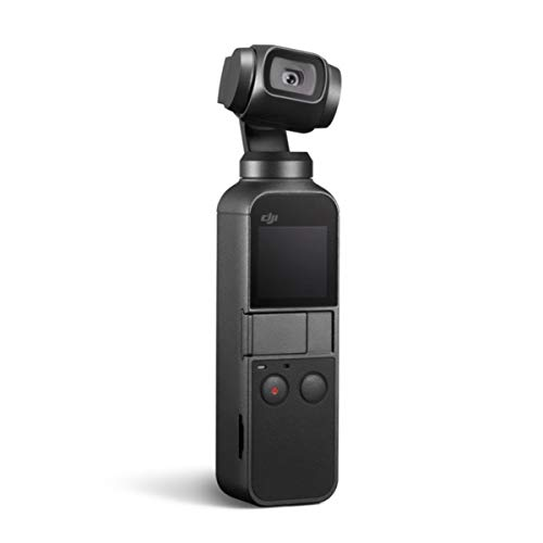 01 Capture Video (DJI Osmo Pocket 3-Axis Gimbal Stabilized Handheld Camera)