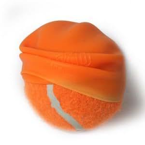 Jokko Tennis Ball Cover Dog Toy--GREEN