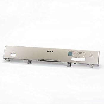 Image of Home Improvements Bosch Dishwasher Panel Facia 475225 00475225