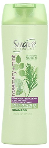 Suave Professionals Natural Rosemary+Mint Shampoo 12.6 fl oz
