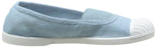 Buggy Shoes Sypsee, Unisex - Kinder Sneaker Blau - Bleu (Ciel)