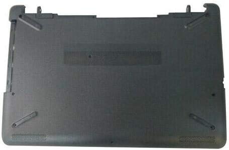 Replacement for HP 15-bs013dx 15-bs015dx 15-bs038dx 15-bs113dx 15-bs115dx Bottom Case Shell Cover Black