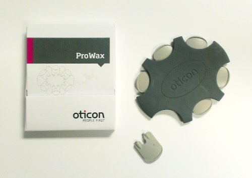 5-Packs of Oticon ProWax Filters by Oticon -  4844031