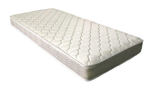 Home Life 3260Twin Mattress, Twin, White