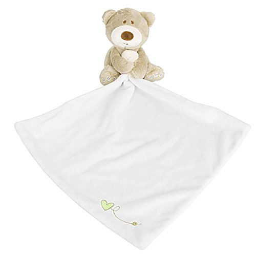 Baby Plush Blanket & Security Blanket, Rat And Bear Angel Bear Blanket