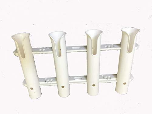 KUFA SPORTS Support de canne à pêche pour support de montage de tube à 4 ples robuste RH12