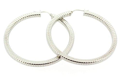 Square Spiral Earrings - 8
