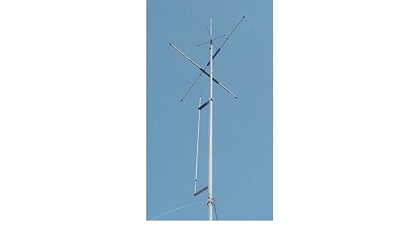 CUSHCRAFT MA-Antena 6 V Vertical HF 25 y mt 590037 12-15-17 ...