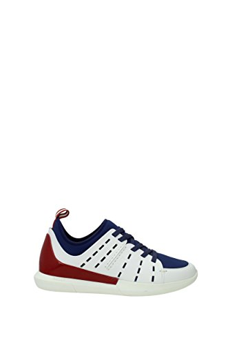 Sneakers Bally Men - Leather (AVARY) UK White