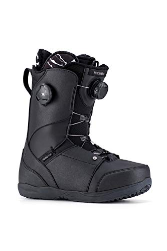 Ride Womens Hera Snowboard Boots, Black, 6.5