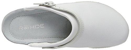 Rohde Damen Neustadt-d D 1440 35 EU (2.5 UK) Weiß Weiß (Weiß 00)