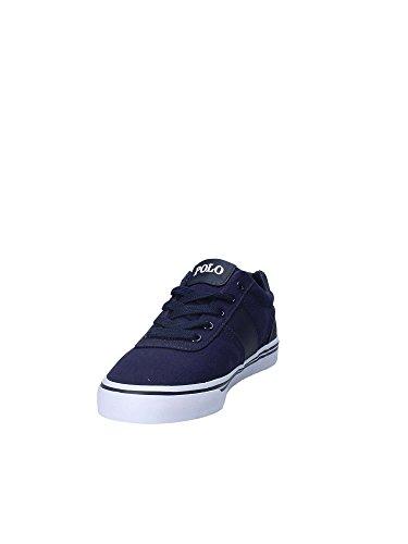 Sneakers Polo Masculine Hanford Bas Newport Plans Ralph Marine Bleu Lauren xxwgrSpt