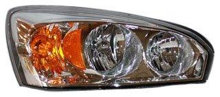 TYC 20-6493-00 Chevrolet Malibu Passenger Side Headlight Assembly