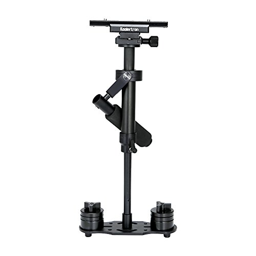 Koolertron S40 Handheld Stabilizer Steadicam Pro Version for