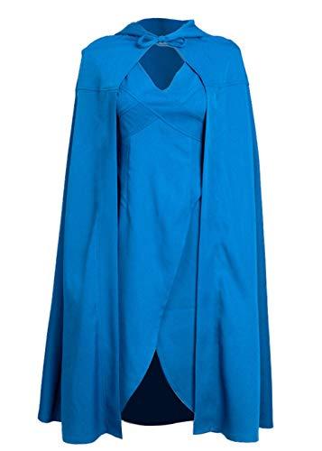Aricy Daenerys Targaryen Halloween Cosplay Costumes for