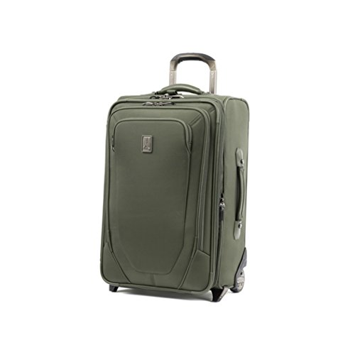 Travelpro Crew 10 - 21'' Expandable Spinner Rollaboard Carry-on Luggage by Travelpro