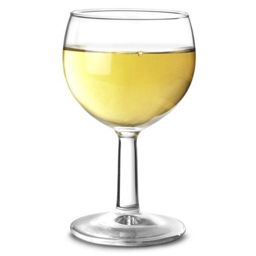 Transparent ARCOROC 11945 Coupe /à Champagne Ballon 13 cl Verre