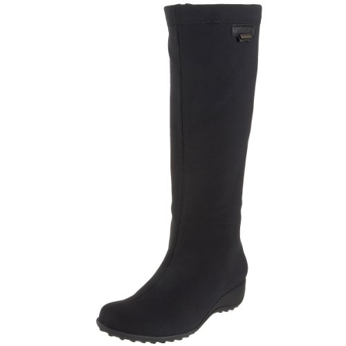 Mephisto Women's Linda Boot,Black Stretch,7 M - Linda Boutique
