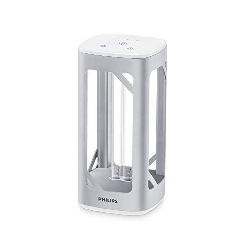 UV-C desinfection desk lamp