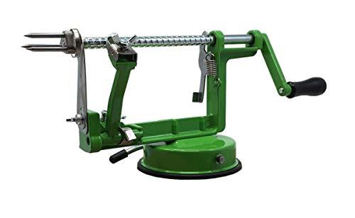 3 In 1 Apple Peeler Corer Slicer Cutter Machine - Adjustable stainless...
