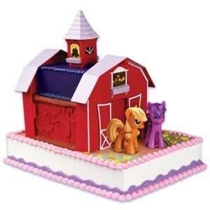 My Little Pony Birthday Cake Decorating Kit