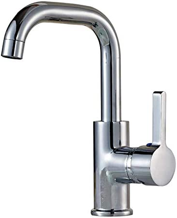 DXX-HR バスルームのシンクの蛇口は、ユニバーサル回転高める蛇口洗面台スロット付き浴室の洗面台のシンクホットコールドタップミキサー流域の真鍮のシンクのホットとコールド流域の蛇口洗面台のバスルームをタップ