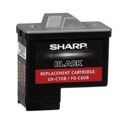 SHRUXC70B - Sharp UXC70B Ink (Sharp Uxc70b compare prices)