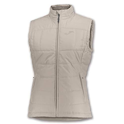 Kiarenzafd Giacche Donna Gilet Nero Nebraska 900393 Fashion Beige Joma rqS7wr